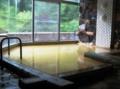 津金楼の浴室
