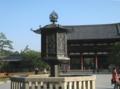 金銅八角燈籠