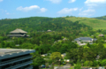 奈良県庁屋上から