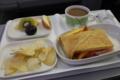 フィンランド航空 朝食