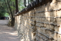 廟所の土塀