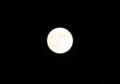 十六夜の月