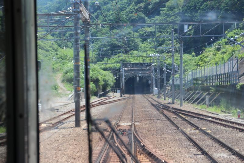 丹那トンネル 函南
