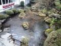 富士屋ホテル 池