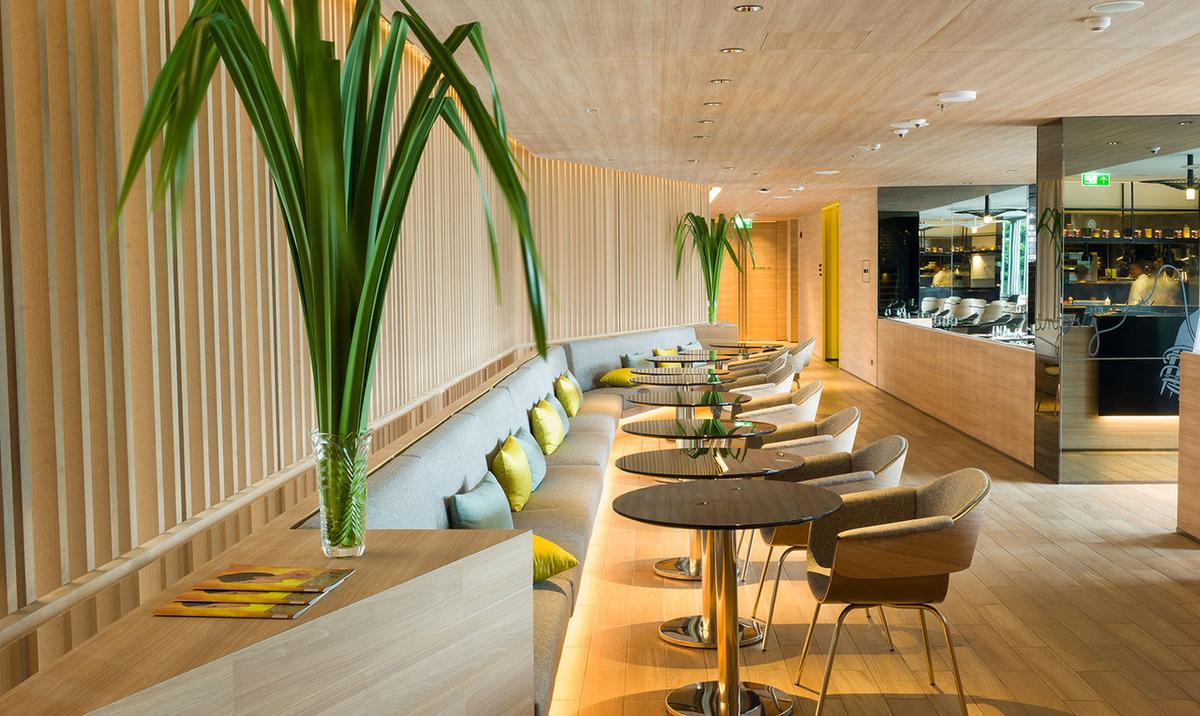 Modena Fraser by Bangkokのレストラン