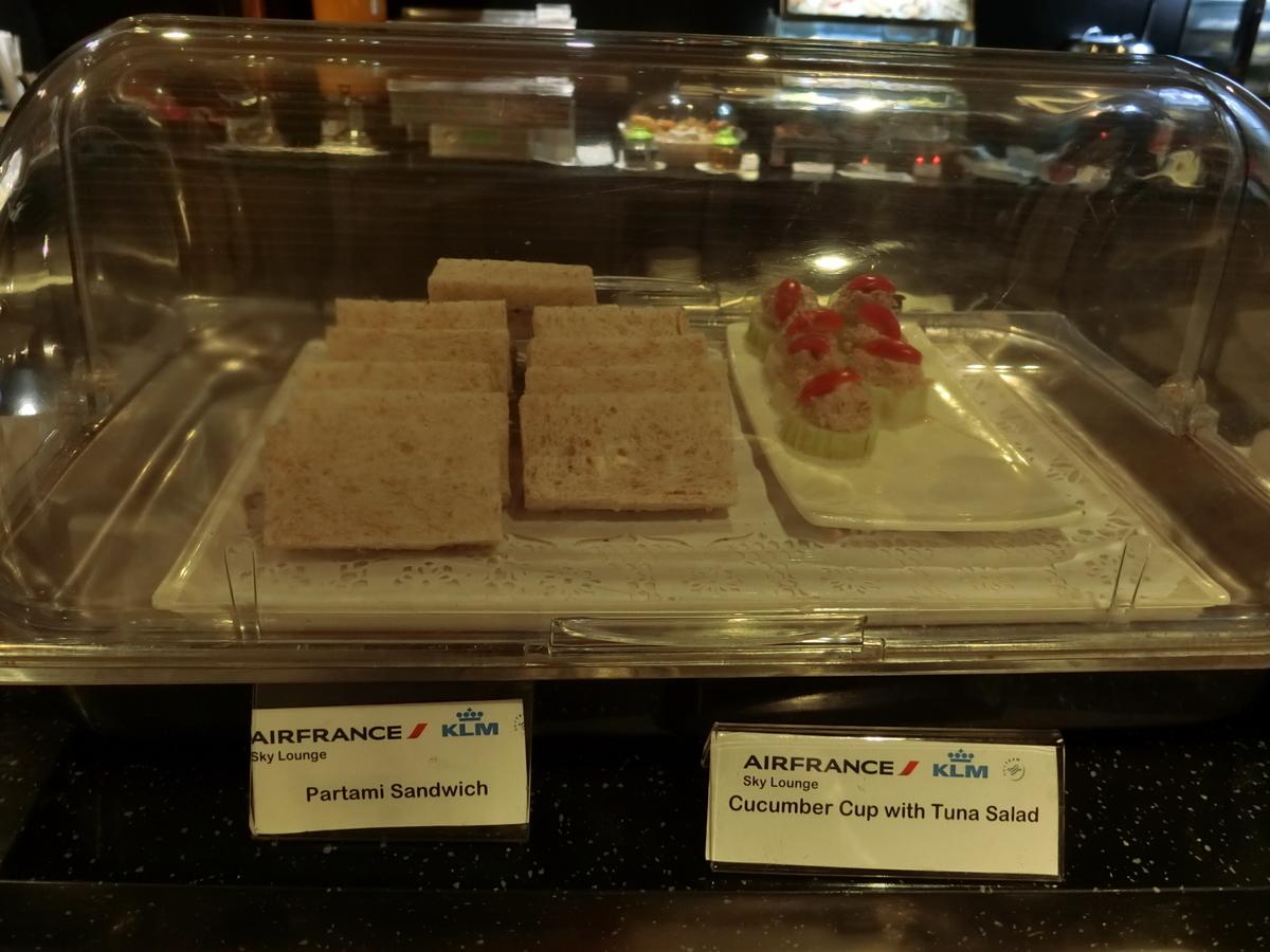 サンドイッチもあります
