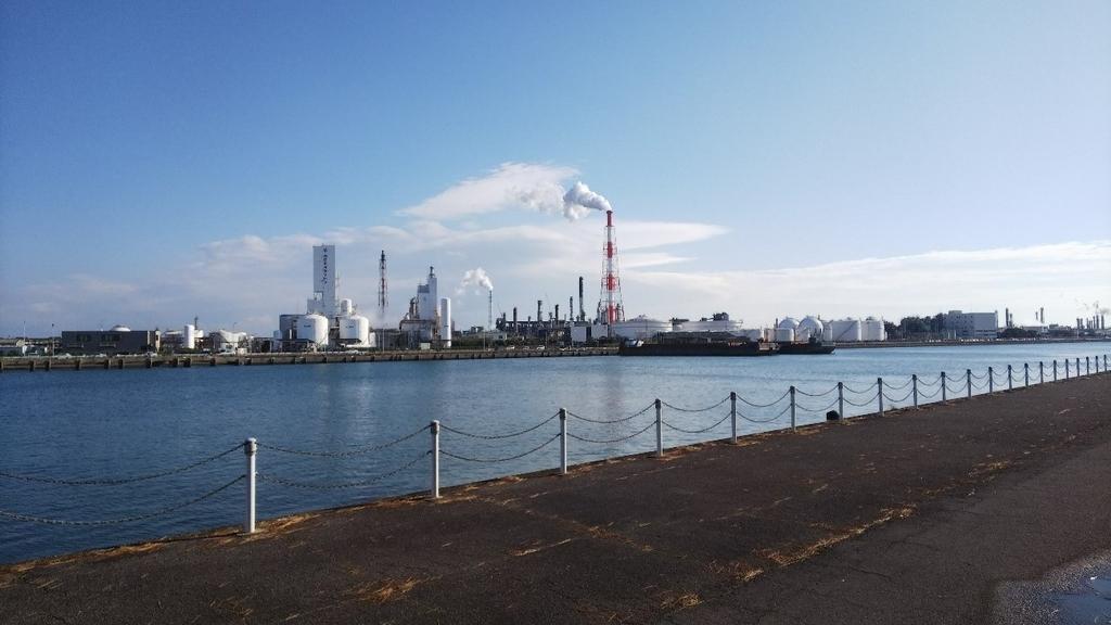 霞☆ゆめくじらがある霞ヶ浦緑地からの景色その2
