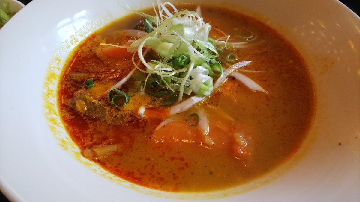 PHO CO SAI HAI GON(フォーコハイサイゴン)のベトナム牛肉カレー