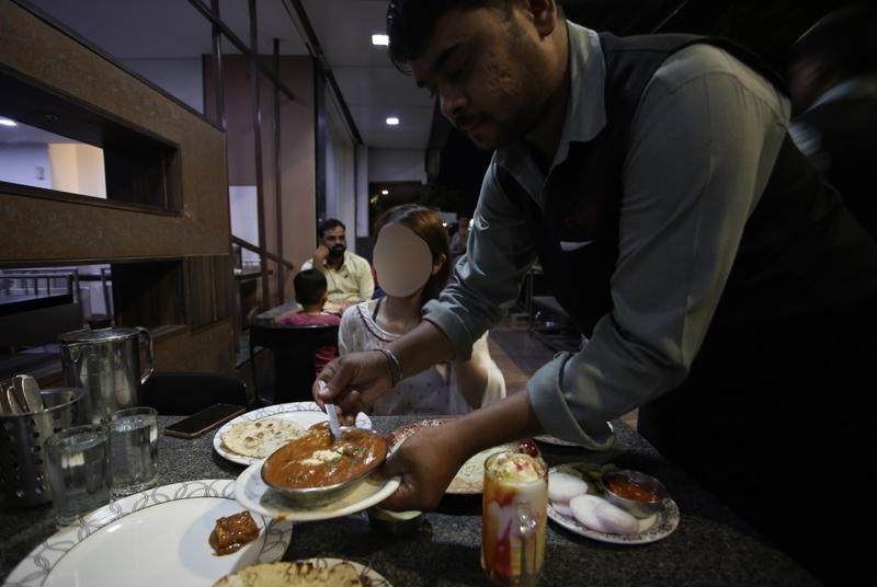 Kailash Veg Restaurant