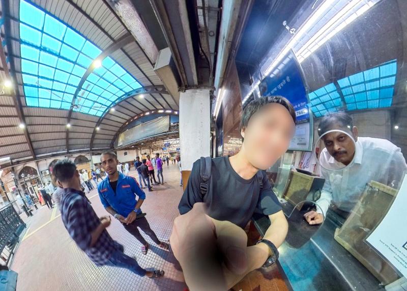 【世界遺産】チャトラパティ・シヴァージー・ターミナス駅