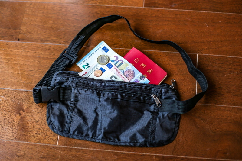本物の財布