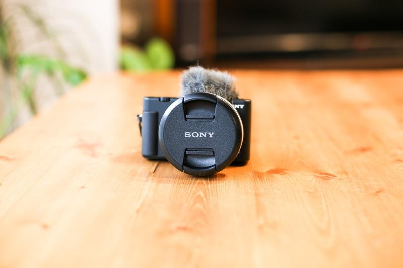 SONY レンズフロントキャップ 72mm