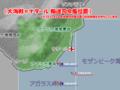 アガラス岬沖:1504,6110(ソファラ南)/モザンビーク海峡:不在の模様