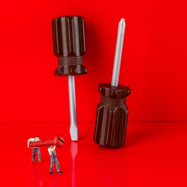 工具チョコレート