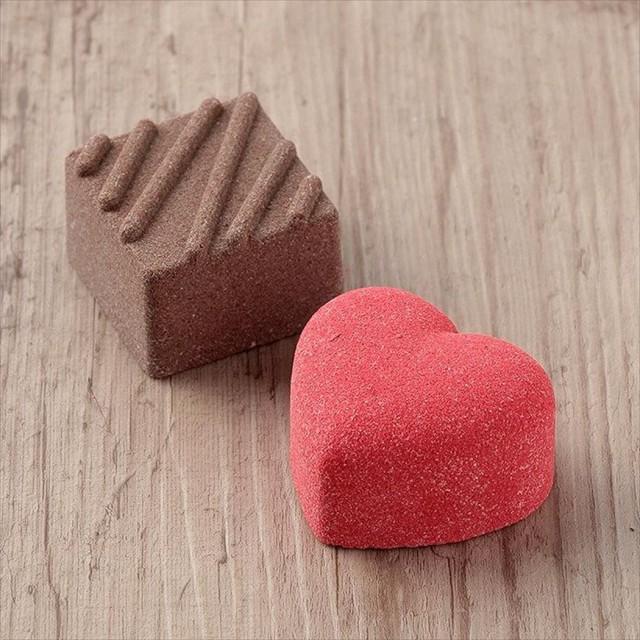 チョコレート入浴剤