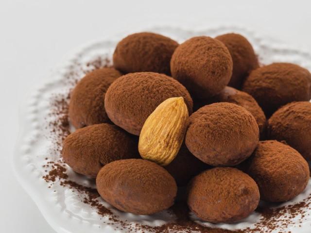 宝石チョコレート