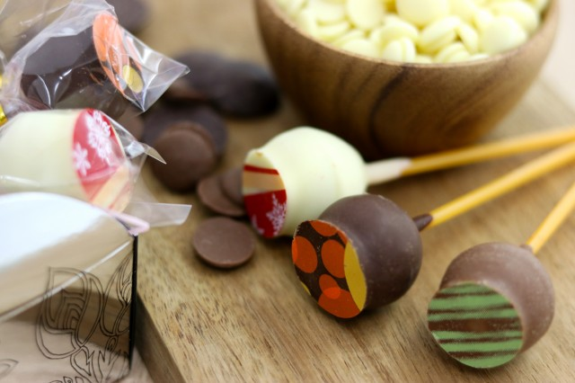 キャンディーチョコレート