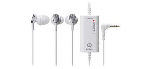 Audio-Technica オーディオテクニカ ヘッドホン ATHANC23WHIM