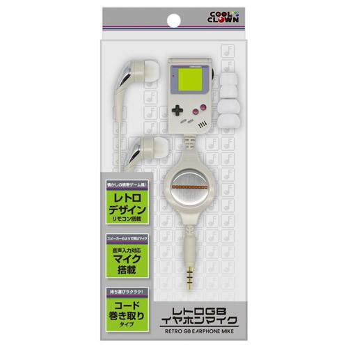 デイテルジャパン レトロGBイヤホンマイク DJ-R2BEM-GG 家電 情報家電 家庭用ゲーム機