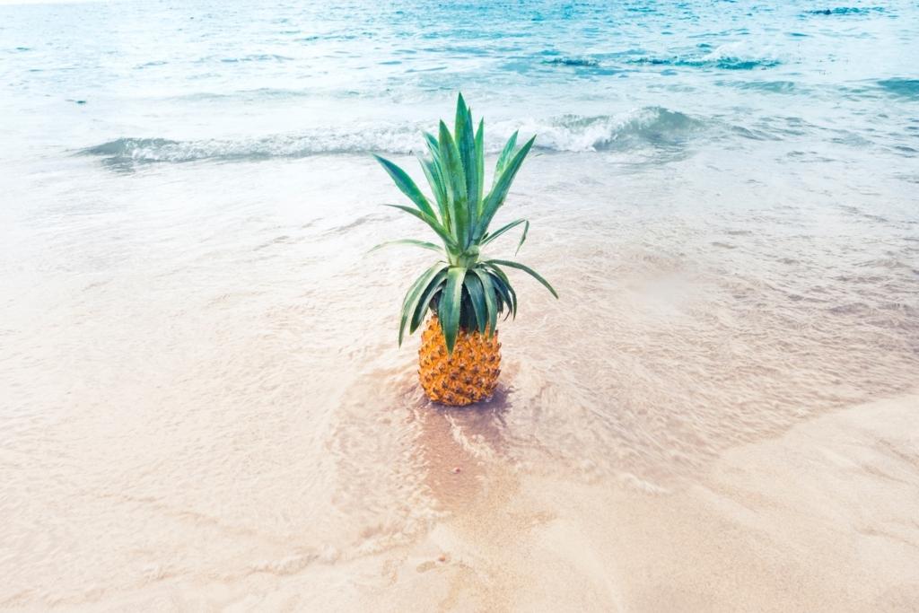 ハワイコーデ