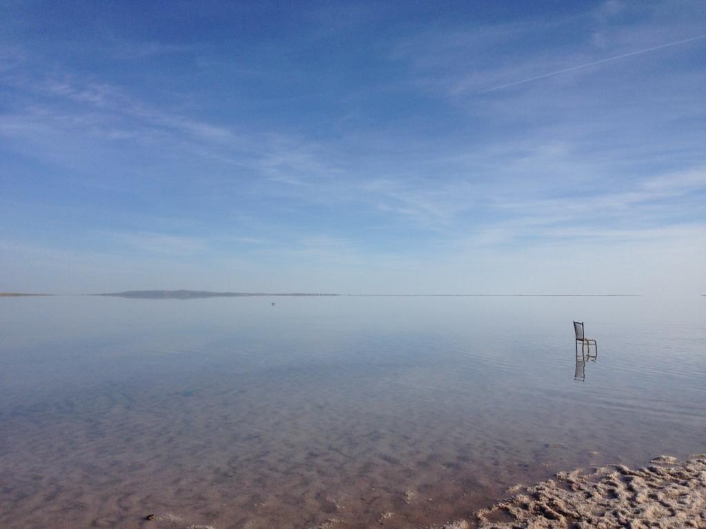 トゥズ湖9