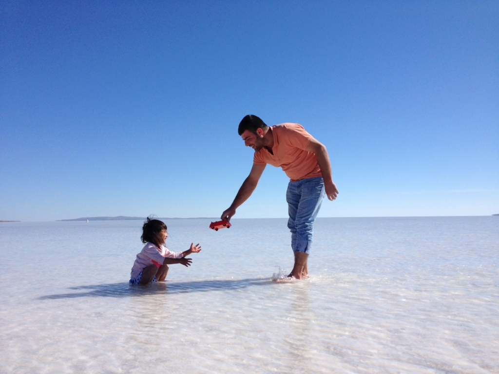 トゥズ湖1