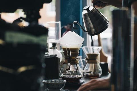 エコでおいしいカフェを淹れる方法