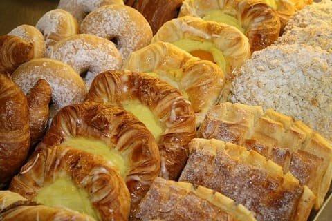 ドイツの甘いパンGebäck(ゲベック)の種類