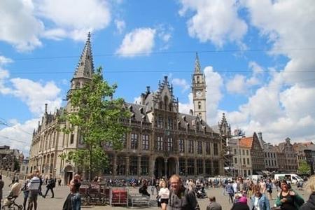 魅力あふれるベルギーのゲントについて