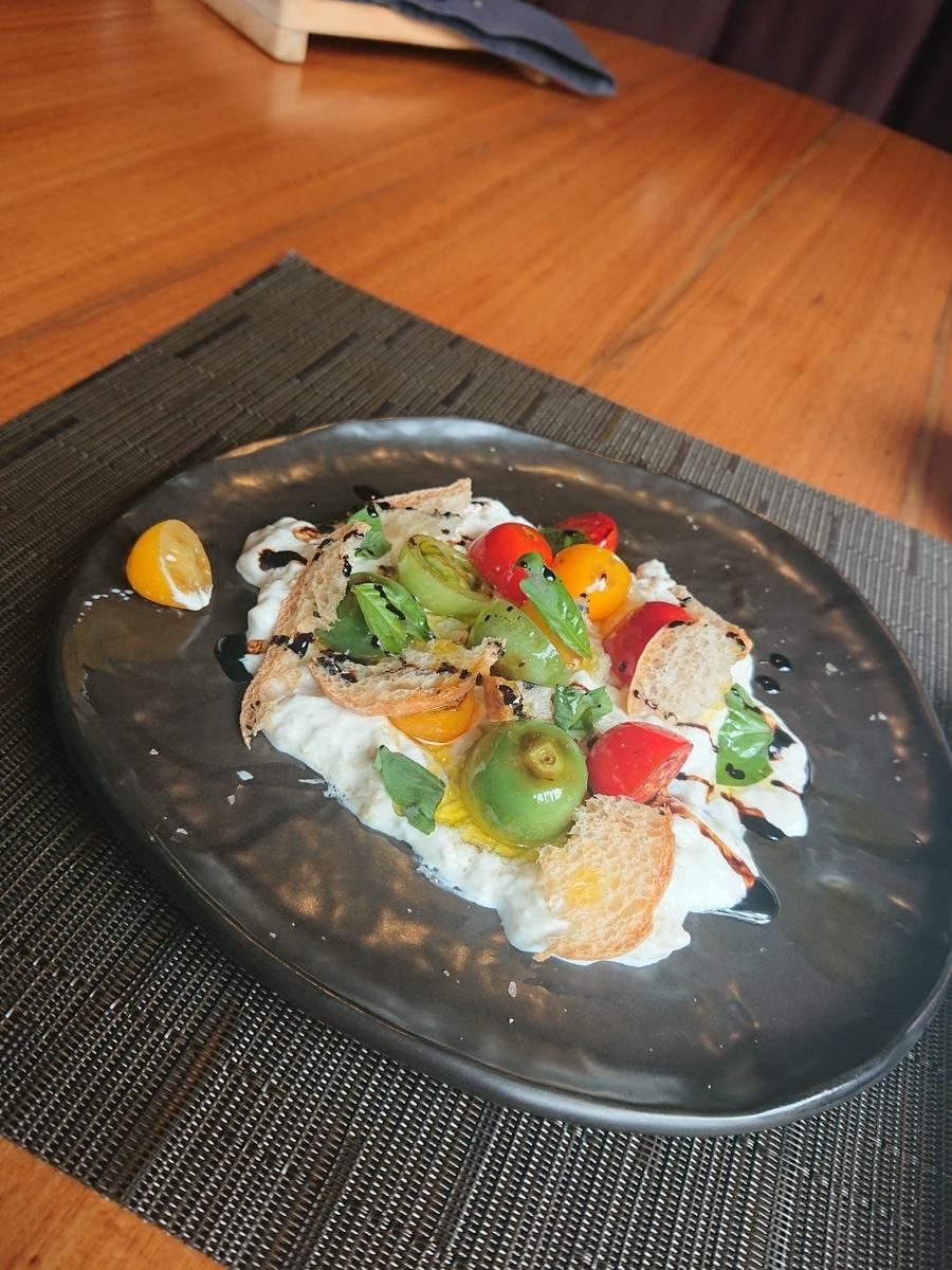 サラダ バンコク