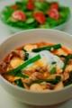 [料理][夕飯]キムチスープ