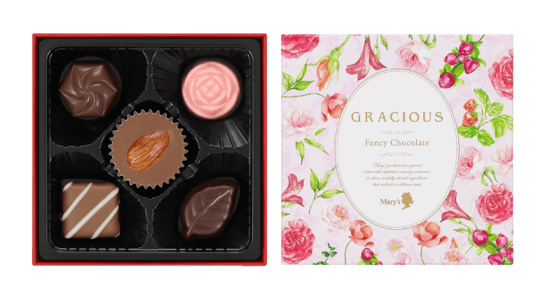 チョコレート バレンタイン メリー