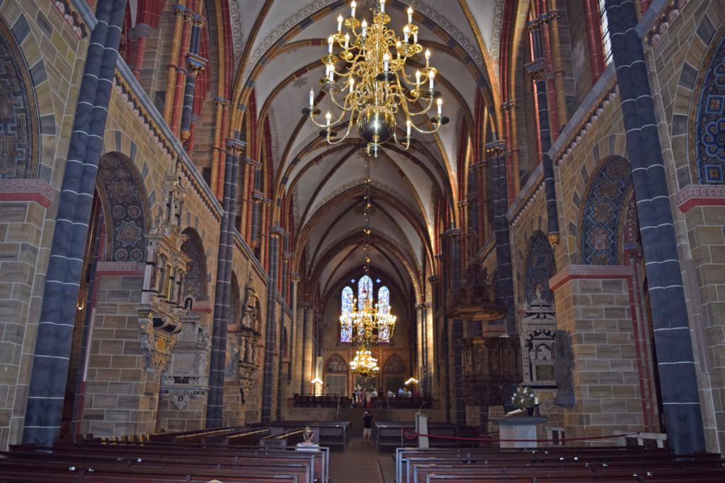 聖ペトリ聖堂内部