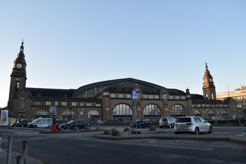 ハンブルク駅