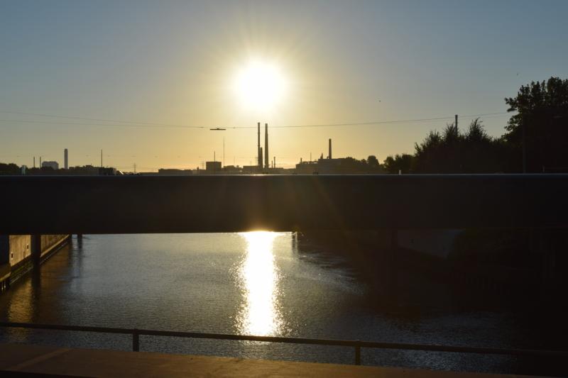 ハンブルク朝日