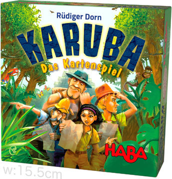 KARUBAカード版