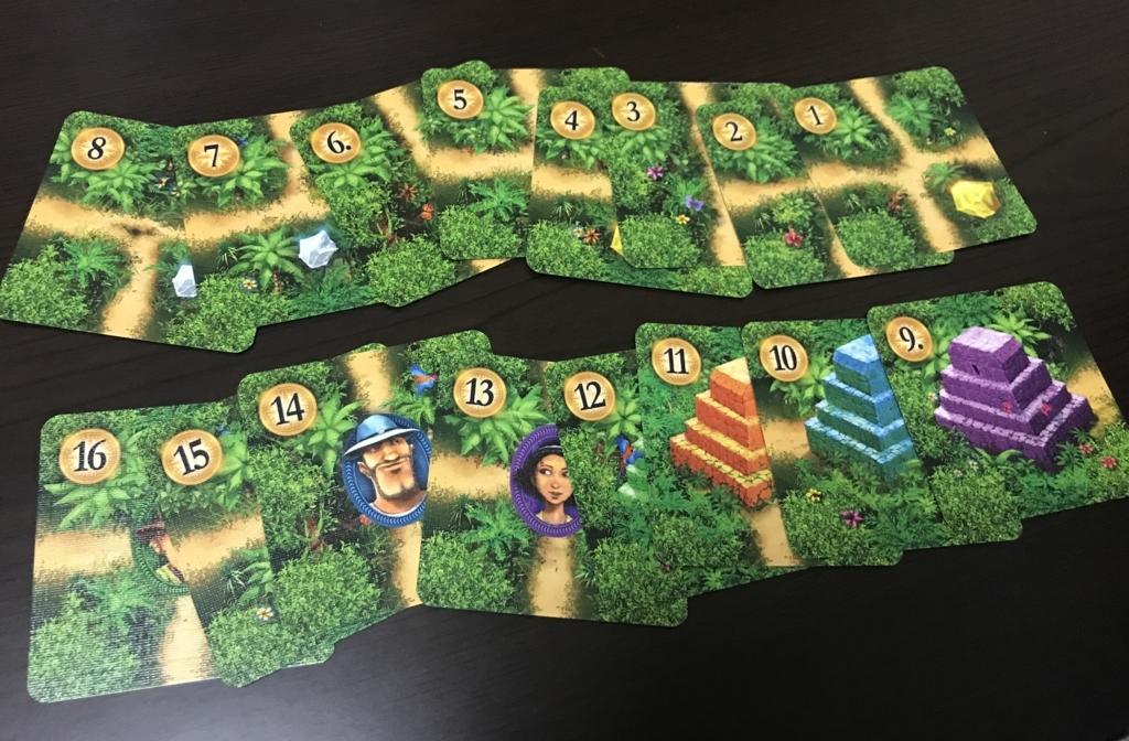 カード16枚