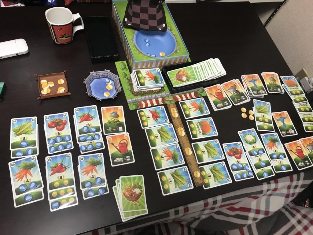 プレイ後の画像