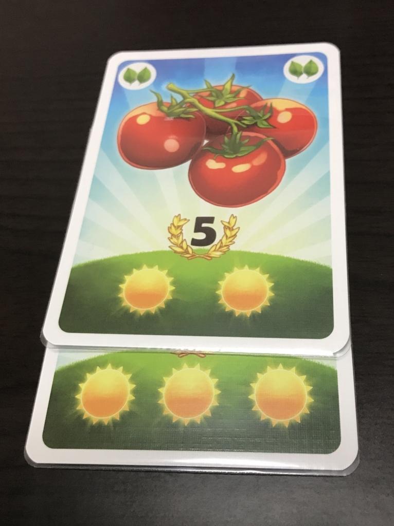 トマトカード