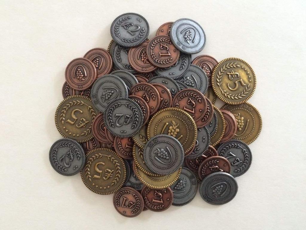 メタルコイン