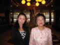 元・台湾副総統の呂秀蓮さん、村田美夏