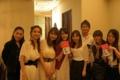 きらきら会の皆さん、室谷真由美さん、木下あおいさん、村田美夏