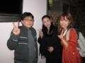 櫻澤光久さん、木下あおいさん、村田美夏