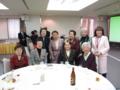 安陪陽子さん、森山真弓さん、赤松良子さん、橋本葉子さん