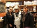 村田美夏、山田英知郎さん、新井真理子さんと共に