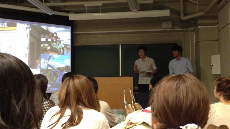 日本の農業に一生を賭ける学生委員会(SOLA)勉強会