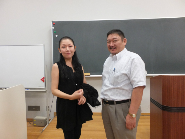 平野敦士カールさん、村田美夏、東大知のプラットフォーム勉強会