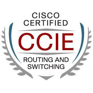 CCIE R&S
