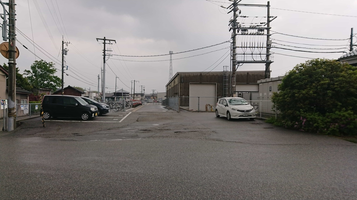 あいの風サイクルトレイン 東富山駅周辺2