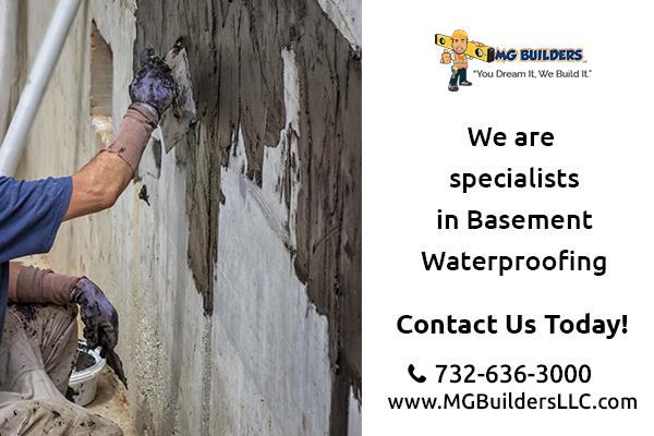 basement waterproofing companies Woodbridge